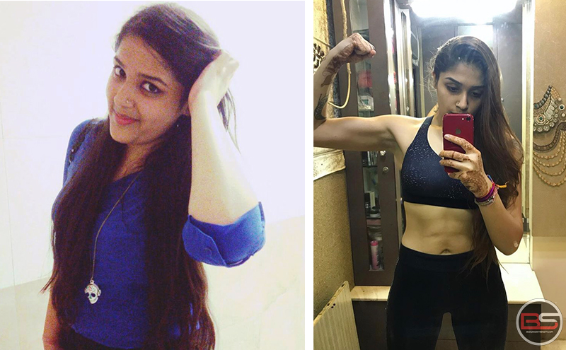 Love for Lifting Heavy Kept me Going beyond Grave Injuries: Simran Sood
