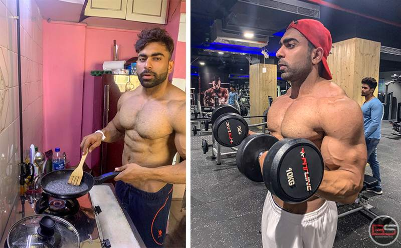 India In Kuwait Classics: IFBB Pro Junaid Kaliwala's Training Secrets