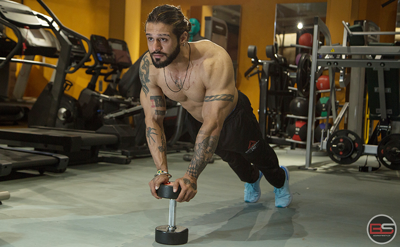 Top 6 Dumbbell Variations You Didn't Know