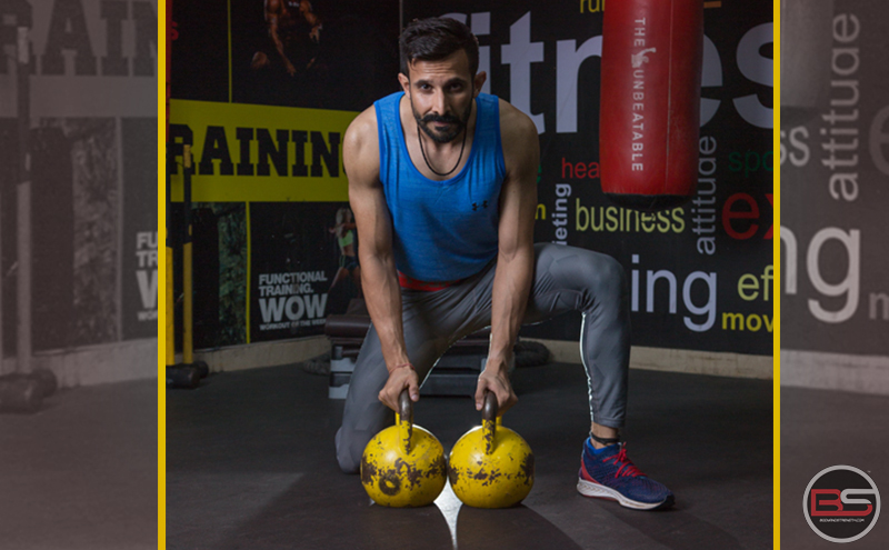 Kettlebells for General Population and Strength Conditioning by Vinay Sangwan