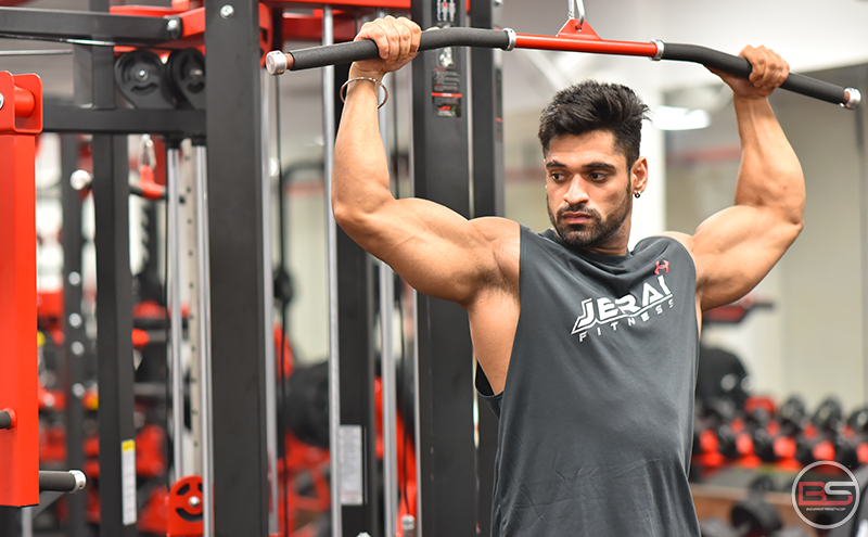 4 Moves For A Stronger Back by Ranjeet Singh Ricky