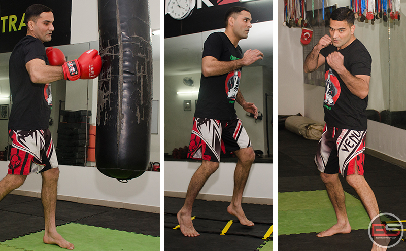 6 Conditioning Exercises in MMA