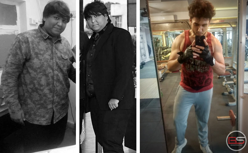 How a Spoilt Brat Transformed Himself and Lost 47 kg!