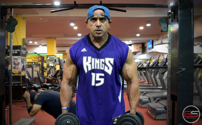 6 Moves To Blow-Up Your Shoulders by Puneet Sandhu