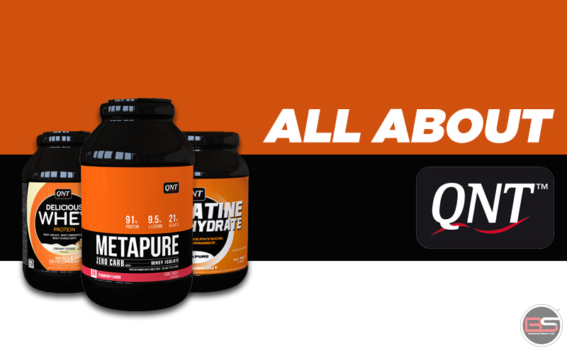 QNT Sport Metapure Wins Best Quality Isolate Protein Brand Award