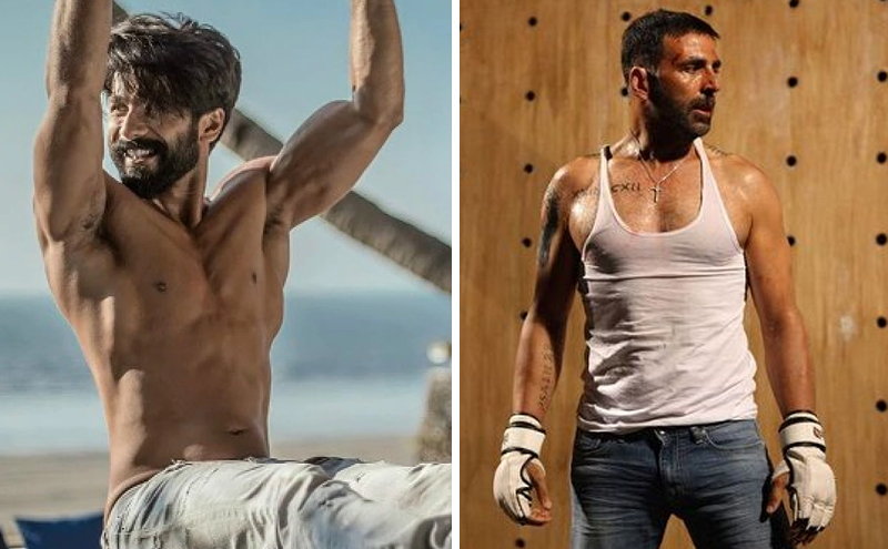 Top 10 fittest Bollywood actors