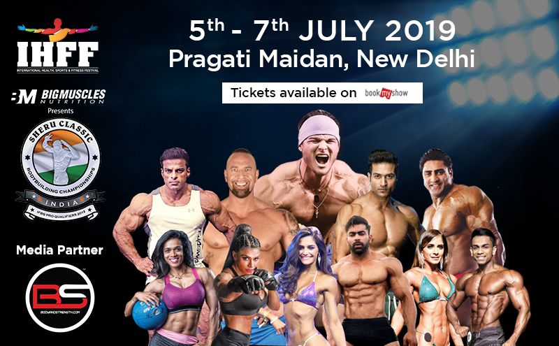 Asia's Largest and India's Favorite Health, Sports and Fitness Festival: The Story[Pre]