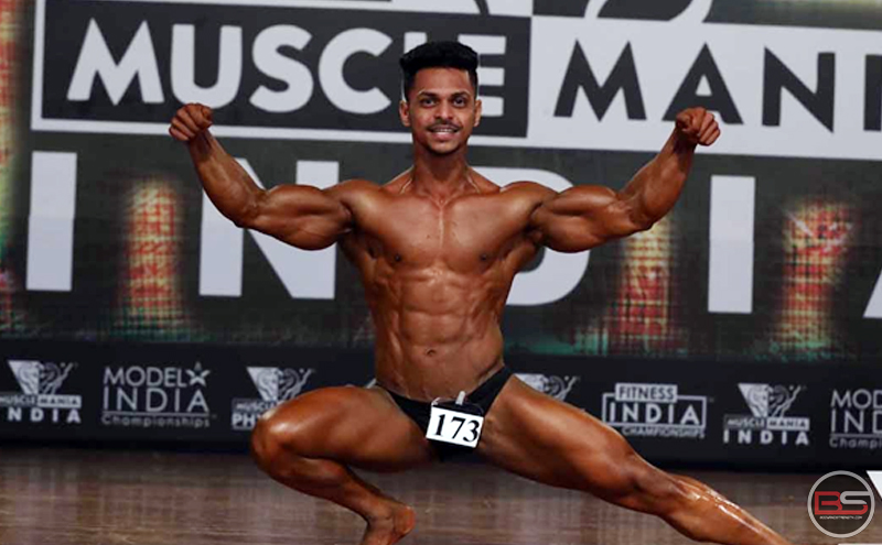 From Skinny to Fat to Competitive Bodybuilder: Civil Engineer Sourabh Mane has Come a Long Way!