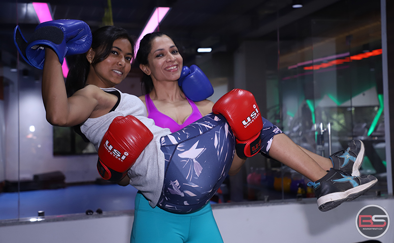 What Happened When a Fan Girl met her Fitness Icon WBFF Bindiya Sharma!