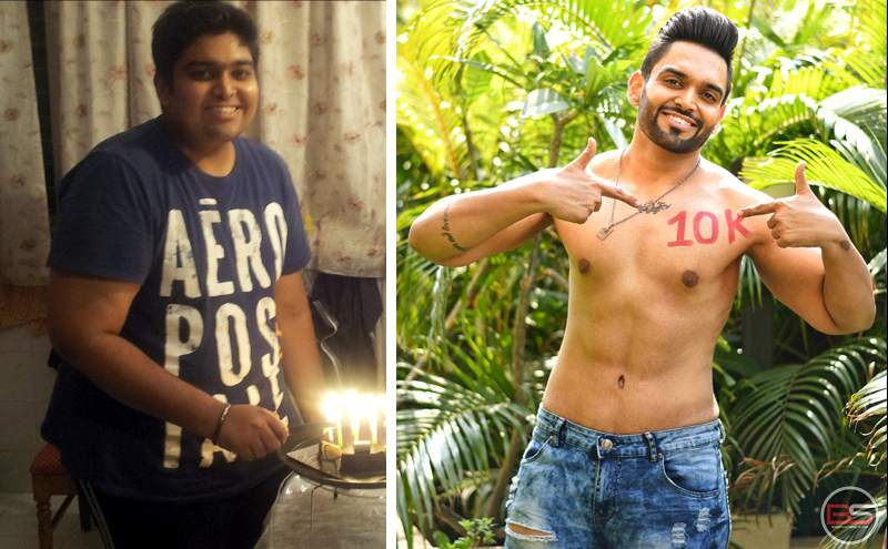 Dr. Vishal Pritmani's amazing transformation from fat to fit