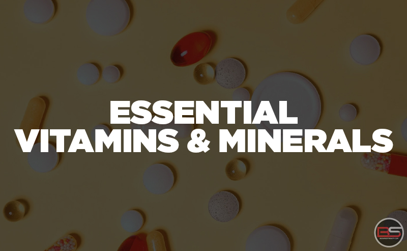Essential Vitamins and Minerals for Complete Health with Ayurvedic Sources