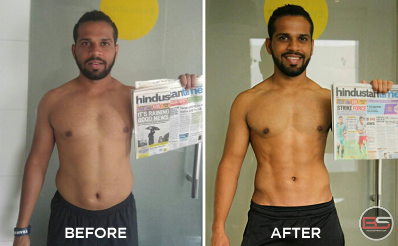 Mukul Nagpaul's 28-Day-Transformation despite Work Pressure