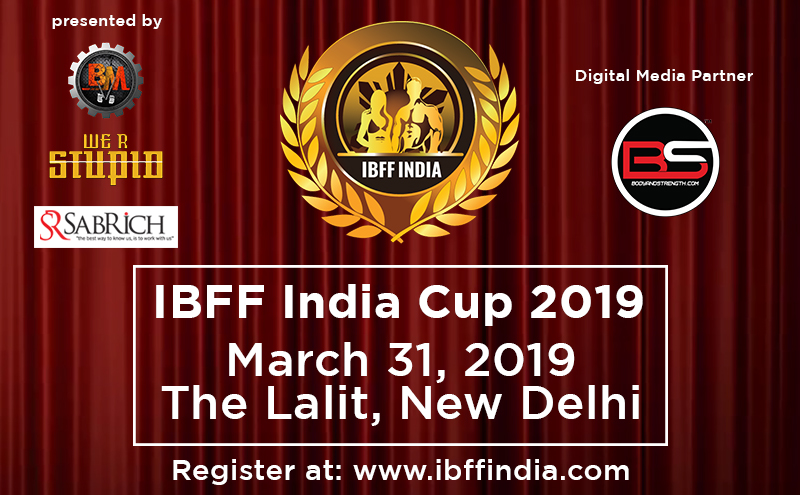 Pre Event - The Curtain Raiser: IBFF India Cup 2019  on  March 31, 2019 at The Lalit, Delhi