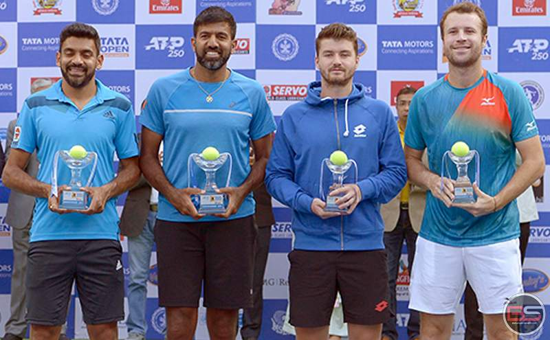 Top Seeds Rule The Roost at Tata Open Maharashtra