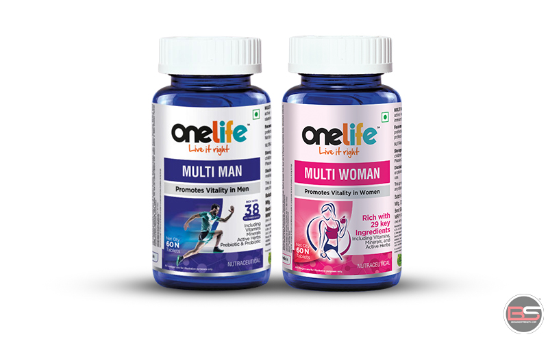 Onelife Nutrition: Why and Who Needs Multivitamins?