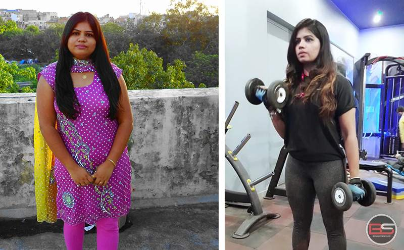 Megha Sharma's Applaudable Transformation: She Quit her Job to Save her Health!
