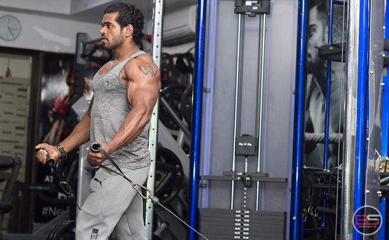 5 Supersets to Pump-up your Chest and Back - by Mahender Rajput