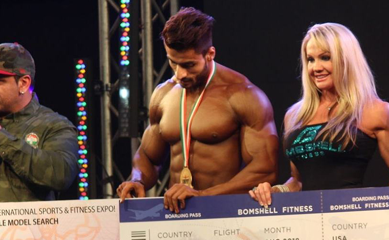 Kapil Lohia – Young Men's Physique Athlete Shares his Fitness Journey