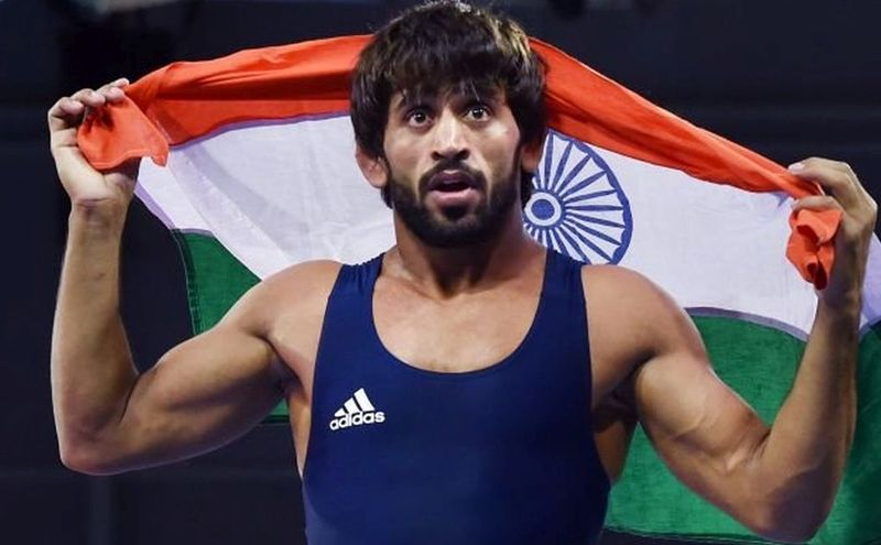 Bajrang Punia: Athlete's Fitness is Winning Base