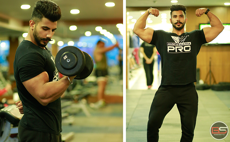 5 Exercises To Peak Your Biceps - Bharat Singh Walia