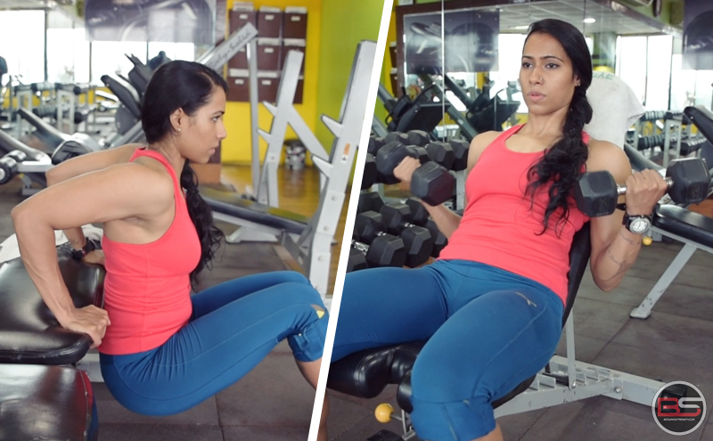 6 Exercises to Build Strong Arms by Kavita Nandi