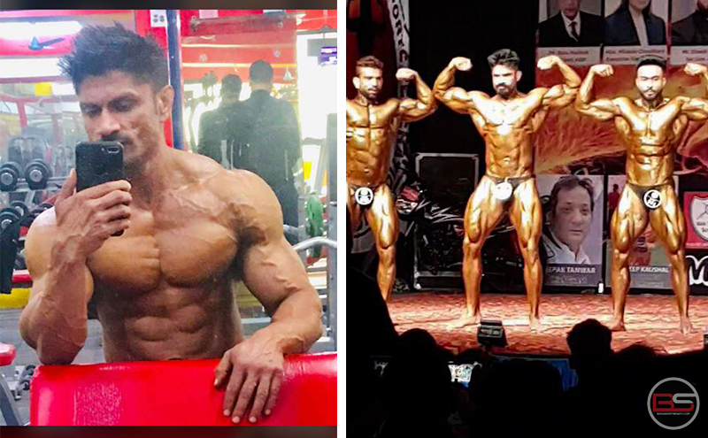 Insurance Company Official Turned Bodybuilder Praveen Malik Shares His Success Story