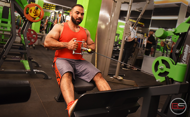 4 Workouts to Build that Bull-strength Back by Pradeep Bhatia