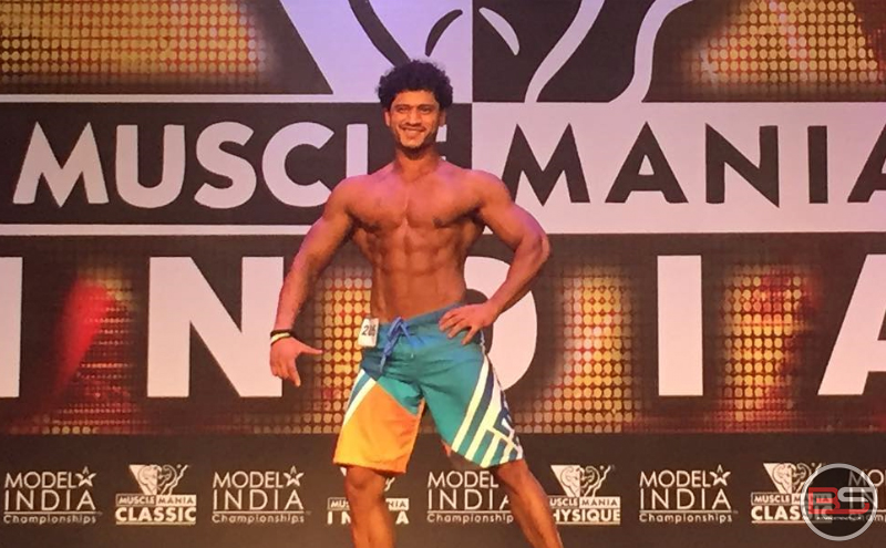 India's First Transgender Bodybuilder: Aryan Pasha