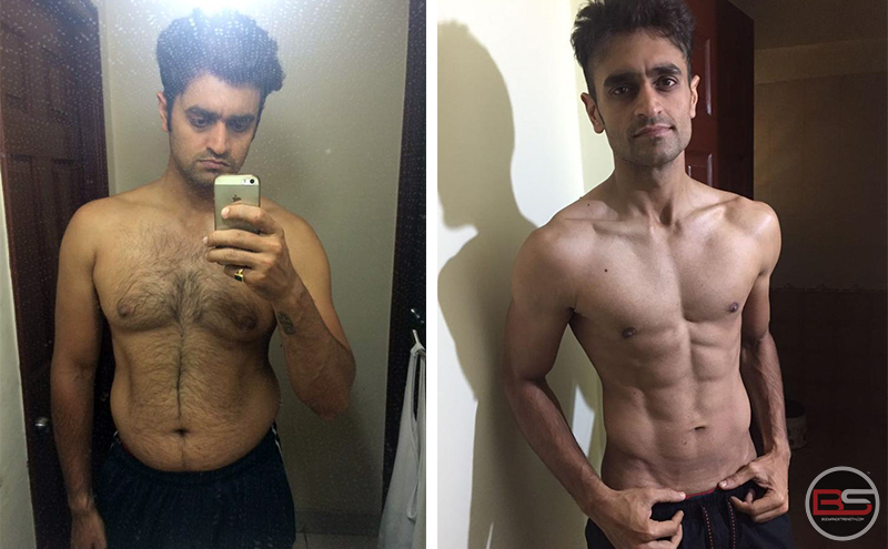 Akash Agarwal's Drastic Transformation Leaves You with NO EXCUSES!