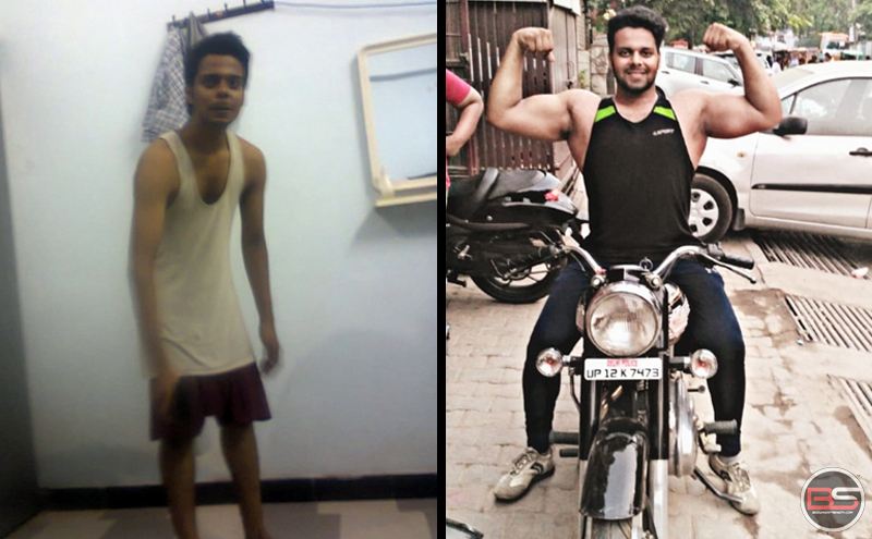Meet The Doctor Who Became A Bodybuilder Despite Taxing Work Schedule – Dr. Hitanshu Sharma