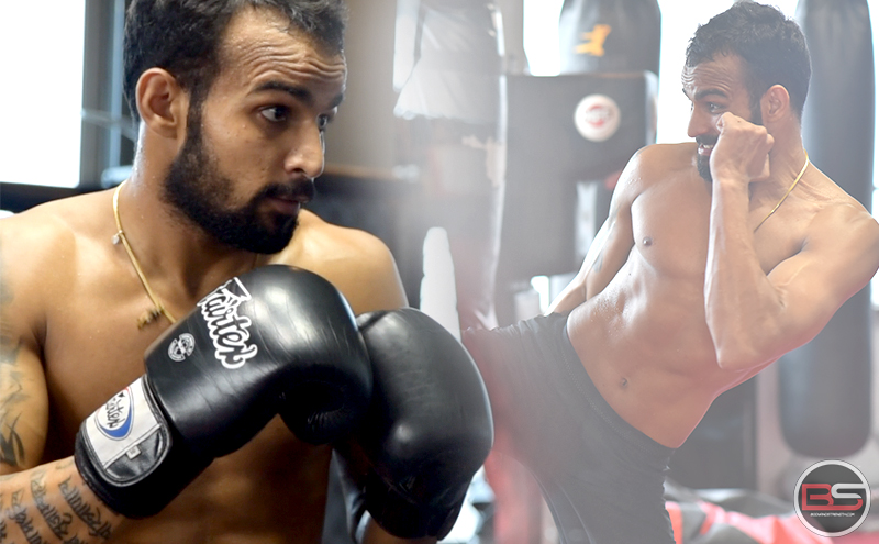 Training Life with MMA Fighter Dhruv Chaudhary