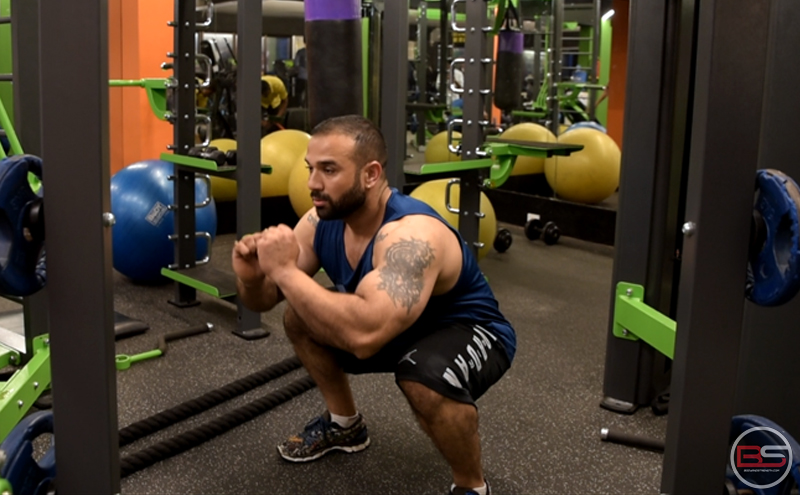 Build Tree Trunk Legs With This Killer Workout By Pradeep Bhatia