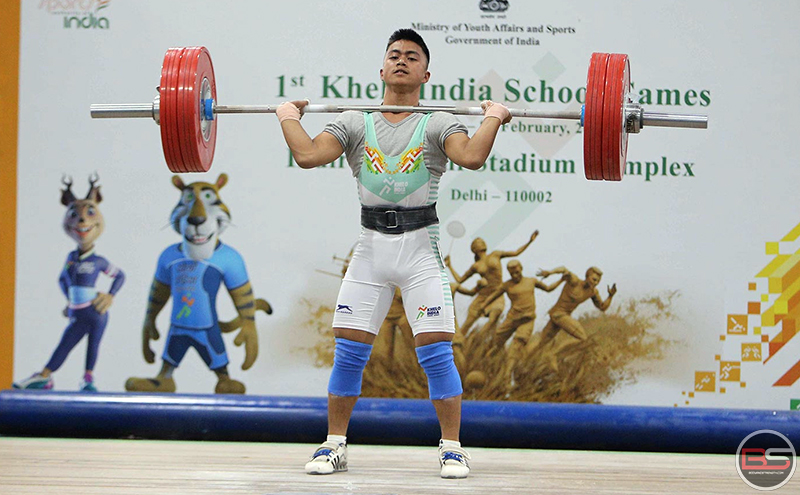 Sidhant Gogoi, Vikas Thakur and Deepak Lather: Lifting their