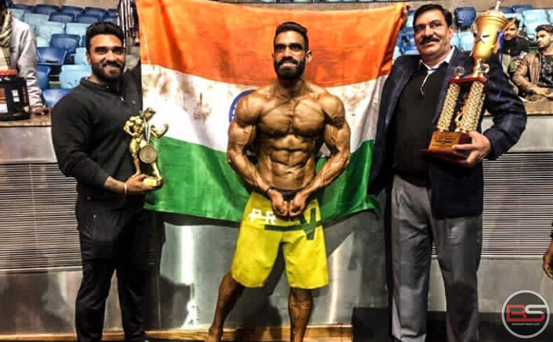 Ravi Pawar: A Teacher and A Successful Bodybuilder