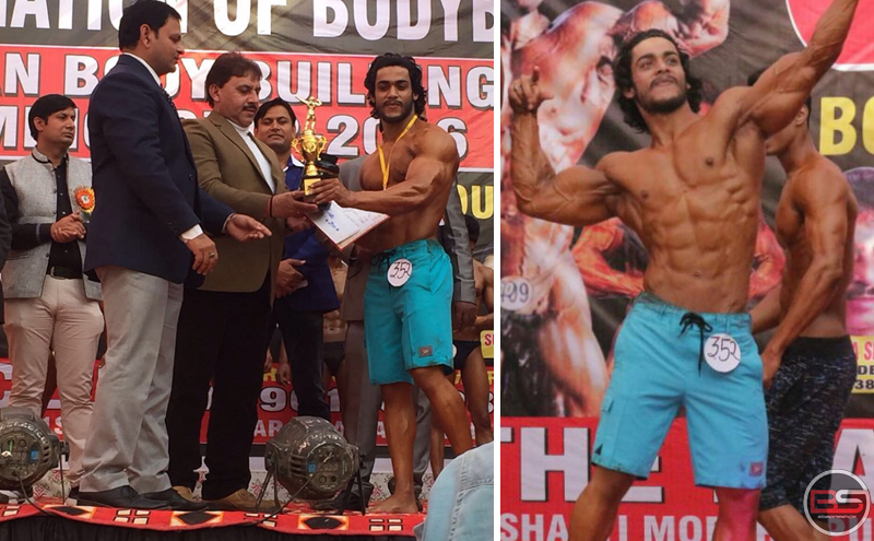 From a Lanky Person to a Bodybuilder: Ahsaan Alam