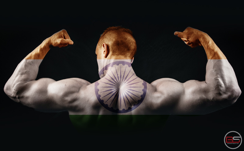 India Shining in International Bodybuilding Shows!