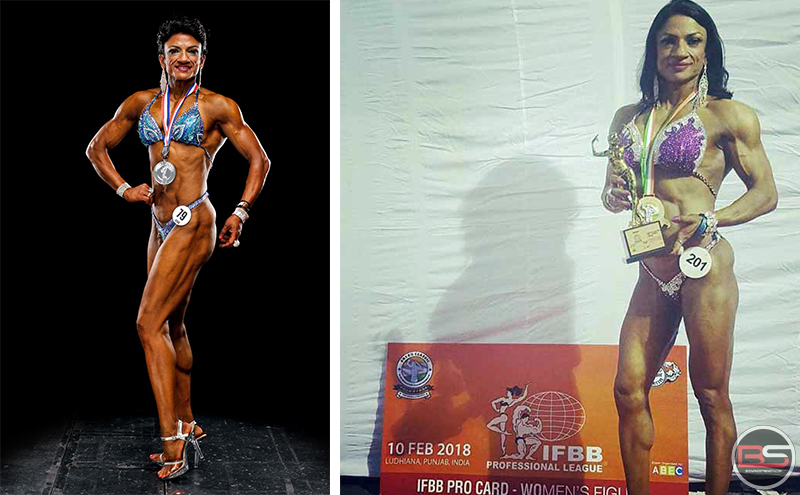 Rita Singh: Find out How 50 years old IFBB Figure Pro Keeps Up with Her Sport