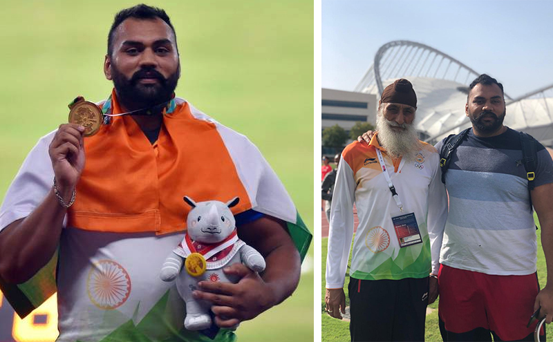 Shot-Putting India Ahead – An Exclusive Interview With Tejinder Pal Singh