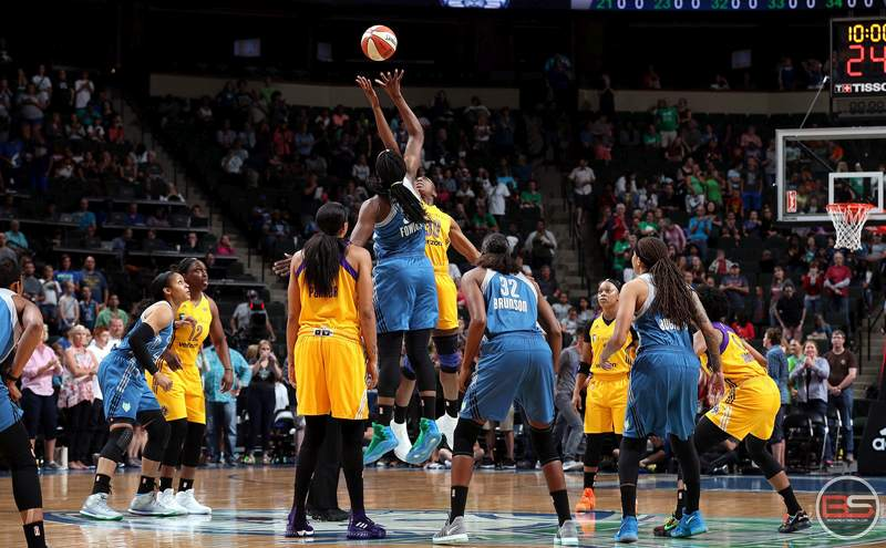 WNBA's 2020 Regular Season Tips off July 25 with Opening Weekend Dedicated to Black Lives Matter Movement