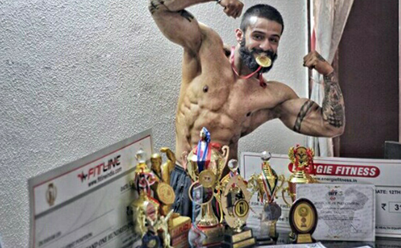 Satyam Kaul – IFBB Athlete from Chandigarh Shares his Journey