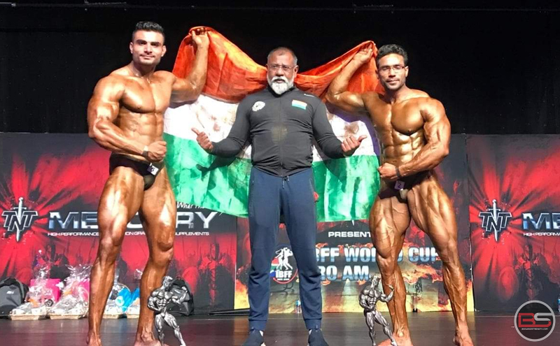 IBFF India Shines with National Flag at South Africa World Cup Stage!