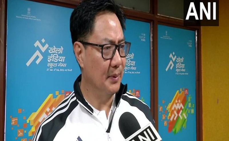 IFFBB Posts Against the Use of IFBB's Name with Sheru Classic Citing a Letter to Kiren Rijiju – The Union Minister of YA and Sports