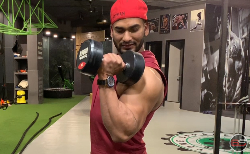 Pump Your Biceps With These 4 Exercises By Shakil Ahmed