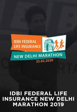 IDBI Federal Life Insurance New Delhi Marathon 2019 Happening On 24th February 2019