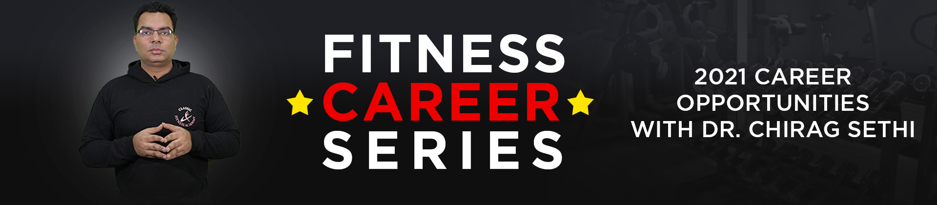 Fitness Career 2021 Opportunities