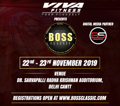 Boss Classic Season 3 in Delhi: Be There on 22-23 November 2019!