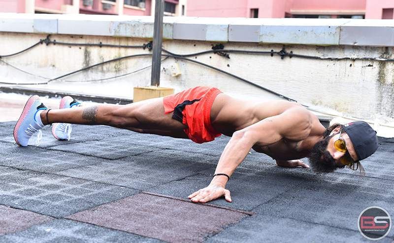 Asian Super Model Shares his Unconventional Workout Routine!