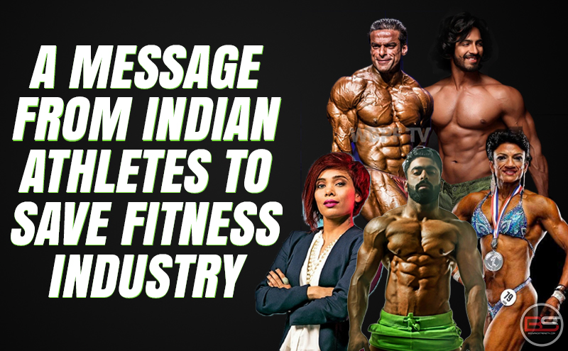 Save Indian Fitness Industry: A Message